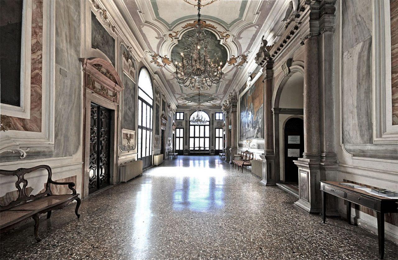 Palazzo Pisani - sede del Conservatorio B. Marcello di Venezia