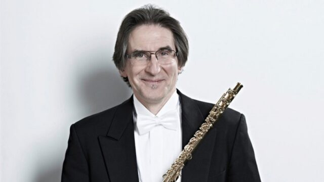 Recital Michael Faust, flauto